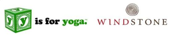 y is for yoga at Windstone Studio